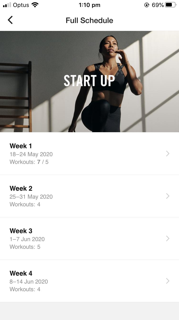 NikeTrainCLub